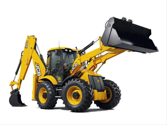 Earthmoving machinery
