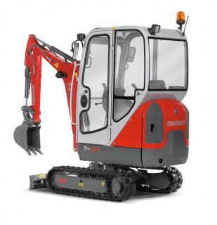 Neuson 2203 Rubber Track Rotating Excavator