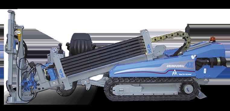 Tracto-Technik Grundodrill 4X
